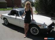 1980 MG MGB for Sale