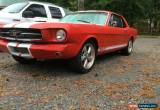 Classic 1965 Ford Mustang for Sale