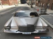 Mercedes-Benz: 250SE for Sale