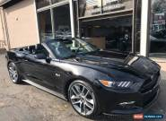 2016 Ford Mustang 2dr Convertible GT Premium for Sale