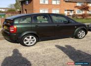 Audi A2 MOT AND TAXED  for Sale