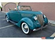 1936 Ford Other Pickups Deluxe for Sale