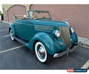 Classic 1936 Ford Other Pickups Deluxe for Sale