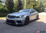 Mercedes-Benz: C-Class c63 AMG Black Series for Sale