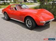1971 Chevrolet Corvette T-Top Coupe for Sale