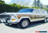 Classic 1987 Jeep Wagoneer for Sale