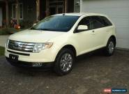 2007 Ford Edge SEL for Sale