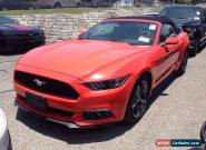 2016 Ford Mustang V6 Convertible 2-Door for Sale
