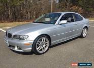 2006 BMW 3-Series E46 Coupe for Sale