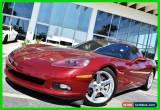 Classic 2007 Chevrolet Corvette Base Coupe 2-Door for Sale