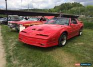 1989 Pontiac Trans Am for Sale