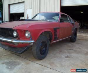 Classic 1969 Ford Mustang STANDARD for Sale