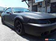 2002 Ford Mustang gt deluxe for Sale