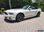 2013 Ford Mustang GT/CS for Sale