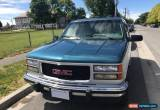 Classic 1994 GMC Yukon for Sale