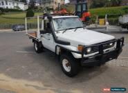 >>209Klms<< 1993 Toyota Landcruiser Ute - Ex Gov - Trayback - 1HZ for Sale