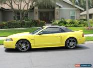 2001 Ford Mustang GT Convertible for Sale