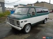 1975 Chevrolet G20 Van for Sale