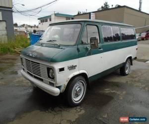 Classic 1975 Chevrolet G20 Van for Sale