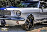 Classic 1966 Ford Mustang 2 door Coupe for Sale