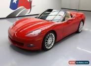 2009 Chevrolet Corvette Base Convertible 2-Door for Sale