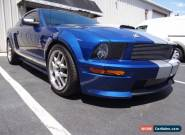 2008 Ford Mustang Shelby GT Coupe 2-Door for Sale
