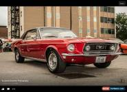 1968 Ford Mustang GT PACKAGE 2A for Sale