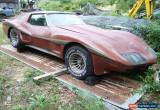 Classic 1974 Chevrolet Corvette for Sale
