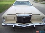 1978 Lincoln Mark Series for Sale