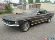 1969 Ford Mustang Mach 1 for Sale