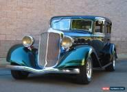 1933 Chrysler Other for Sale