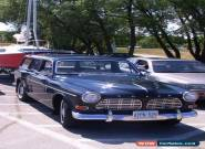 Volvo: 122S Wagon for Sale