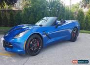 2014 Chevrolet Corvette 2LT for Sale