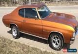 Classic Chevrolet: Chevelle CHEVELLE MALIBU for Sale