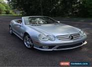2007 Mercedes-Benz SL-Class for Sale