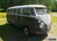 1967 Volkswagen Bus/Vanagon for Sale