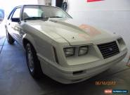 1984 Ford Mustang GT for Sale
