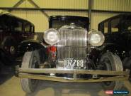 1929 Hupmobile Coupe de luxe for Sale