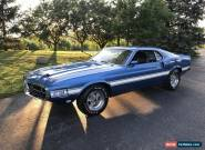 1969 Ford Mustang Shelby Fastback for Sale