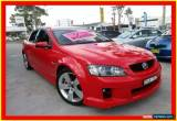 Classic 2009 Holden Commodore VE MY09.5 SS V Red Manual 6sp M Sedan for Sale