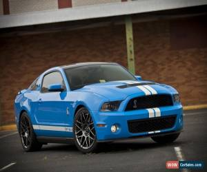 Classic 2012 Ford Mustang Shelby GT500 Coupe 2-Door for Sale