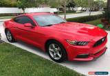 Classic 2016 Ford Mustang V6 for Sale
