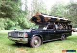 Classic 1980 Toyota Cressida Crown Hearse for Sale