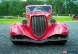 Classic 1934 Ford 3 window coupe for Sale
