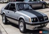 Classic 1984 Ford Mustang 3 door sedan for Sale