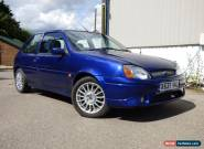 FORD FIESTA ZETEC S SPORT 1.6 RACING BLUE  for Sale