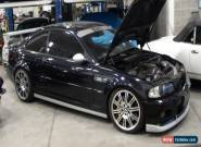 BMW : M3 SuperCharged for Sale