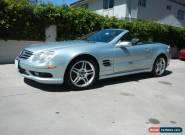 2006 Mercedes-Benz SL-Class Base Convertible 2-Door for Sale
