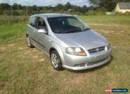 2008 Holden Barina TK 3 Door Manual  for Sale