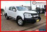 Classic 2013 Holden Colorado White Automatic A Utility for Sale
